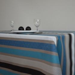 Nappe enduite en toile enduite grande largeur 180 cm