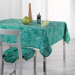 Nappe en polyester facile d'entretien motif tendance Priscillia