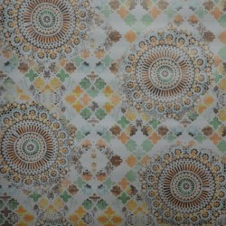 Toile cirée grande largeur 180 aux motifs tendance