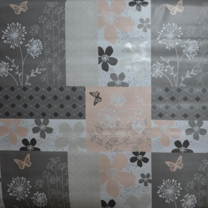 Toile cirée grande largeur 180 cm  aux motifs et au coloris très tendance