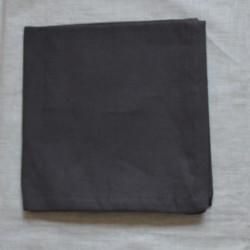 Serviette de table de 47x 47 cm  en pur lin d'origine France