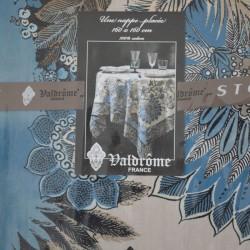 """Nappe en 100 % coton ,grand teint, de la marque """"Valdrôme"""""""