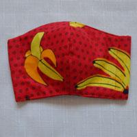 Masque de protection réalisé en coton